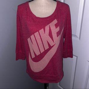 Nike 3/4 Length Sleeve Tee